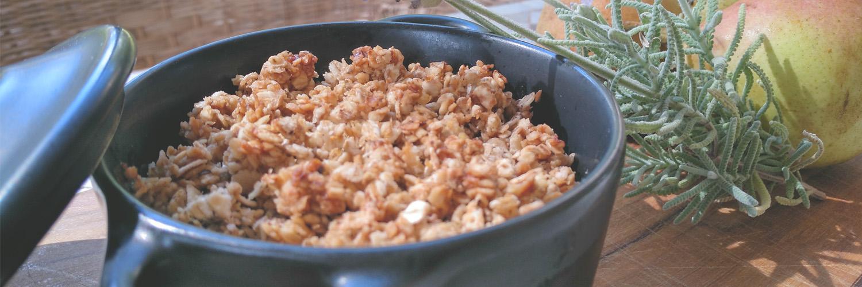 cal reiet heakthy recipe season fruit cobbler