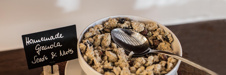 healthy recipe granola cal reiet santanyi hotel mallorca
