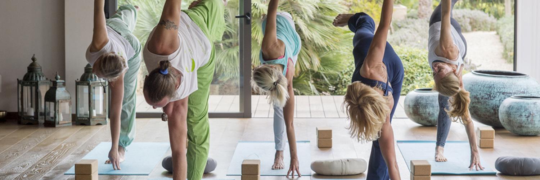 yoga bienestar otoño invierno cal Reiet Mallorca