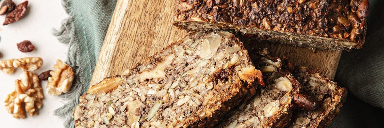 seed bread pan semillas samenbrot cal reiet healthy recipes